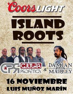 Island Roots @ Parque Luis Muñoz Marín, San Juan #sondeaquipr #islandroots #parqueluismunozmarin #culturaprofetica #sanjuan