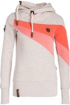 Damen Sweatshirts - Naketano Hoodie MADAME UNSCHULD