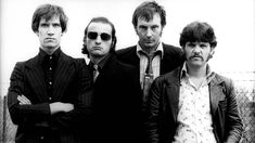 Photo of DR FEELGOOD, Group portrait - L-R Wilko Johnson, John Martin, Lee Brilleaux and John B. Sparks Get premium, high resolution news photos at Getty Images Rolling Stones, Wilko Johnson, Forgotten Man, Gallows Humor, Dr Feelgood, Punk Art, Post Punk, Great Bands, News Songs