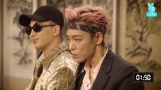 V.Iが言ってるのになんで俺を・・・?w BIGBANG T.O.Pのgif画像が話題に