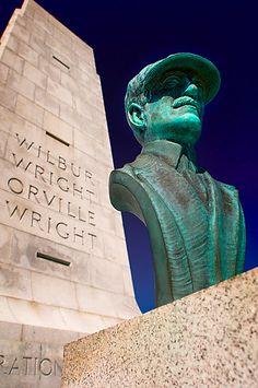 Wright Brothers Memorial, kill Devil Hills, North Carolina http://outerbanksneighborhood.com