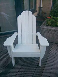 Een Canadese luie stoel
