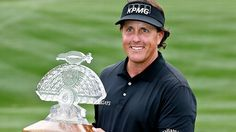 Congrats to Phil Mickelson on winning the Phoenix Open