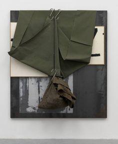 Jannis Kounellis, 'Untitled' 1960-98.  Art Experience NYC  www.artexperiencenyc.com