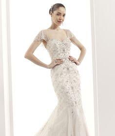 Wedding Dress Jolies Jade JOAB15412DI 2015