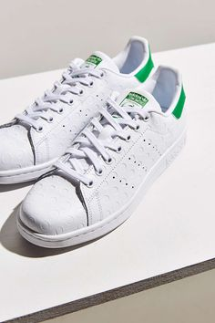 ce5023a02de483 adidas Originals Stan Smith Debossed Polka Dot Sneaker