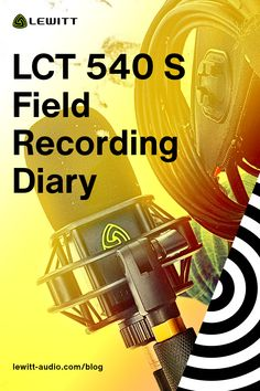 Talking about field recording is talking about the appreciation of sound itself in the first place. And to be able to capture it in every detail with a microphone like the LCT 540 S is an experience that will redefine your sense of hearing and help you hear the world in a completely different way. Find out more on our blog! Audio Engineer, Asmr, Appreciation, Content, Detail, Youtube, Blog, Movie Posters, Mainz