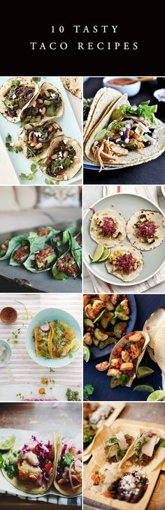 great taco recipes for cinco de mayo