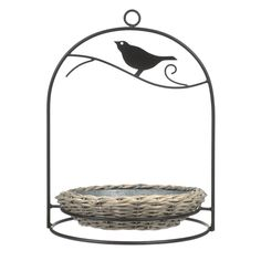 Find Garden Trend 35 x 25cm Willow Bird Feeder - With Dish at Bunnings Warehouse. Visit your local store for the widest range of garden products.