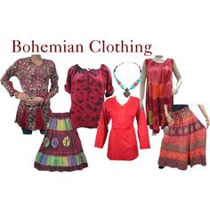 Bohemian Clothing by mogulinteriordesigns on Polyvore
