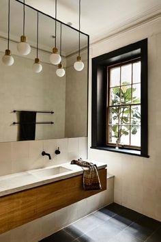 10 Charming Minimalist Bathroom Design Inspiration You Need to Apply – DECOOR Minimalist Bathroom Design, Modern House Design, Decor Interior Design, Bathroom Design Inspiration, Elegant Bathroom, Modern Interior Design, Bathroom Colors, Bathroom Design, Bathroom Decor