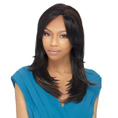 Outre Synthetic Lace Front Wig La Queen (futura)