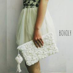 Granny Handbag by Boholy on Etsy