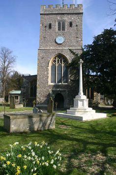 Midsomer Murders locations - Denham, Buckinghamshire