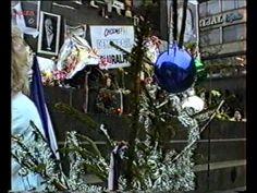 Wir sind glücklich - Zeitdokument Prag / Praha Weihnachten 1989