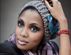 Imany was born Nadia Mladjao in The Comoros in 1979.  Her stage name means 'faith' in Swahili.