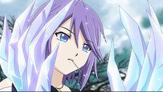 Rosario Vampire Playable Races at Skyrim Nexus - mods and community Girls Anime, All Anime, Me Me Me Anime, Manga Girl, Rosario Plus Vampire, Girl With Purple Hair, Skyrim Nexus Mods, Yuki Onna, Gifs