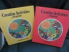 Vintage 1974 Creative Activities Communicating and Playing Primary School