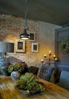 76 Lasting Farmhouse Dining Room Makeover Decor Ideas