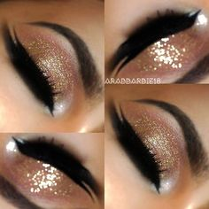 #ShareIG All motives products @motivescosmetics secret moments palette and glitter pot of gold. Lashes from @Townoflashes