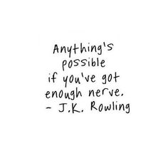 Making the first step is always the risky one but all it takes is that first step to start seeing the results you desire. #JKRowlings #AnythingIsPossible #YouCanDoIt