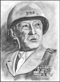 U.S. Army General George Patton