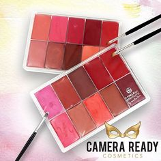 MAQpro's lip palettes are perfectly petite and ideal for mixing custom colors. We love how much versatility they add to your makeup kit without taking up too much space! Makeup Artist Kit, Makeup Kit, Lip Palettes, National Lipstick Day, Dose Of Colors, Matte Lipstick, Makeup Yourself, Coupon Codes, Sculpting