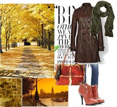 """""""Autumn Colors"""" by lisbethusala on Polyvore"""