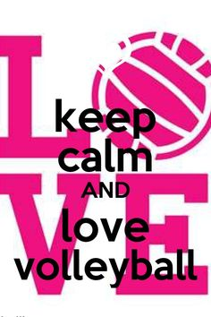 Volleyball! :)