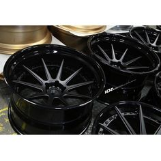 There are certain combinations when it comes to #wheels that when you read or hear about them you know they are going to have impact without even seeing them. One such combination is #deepdish...