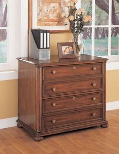 Camden Lateral File In Ginger Cherry Wynwood Furniture Http://www.amazon.