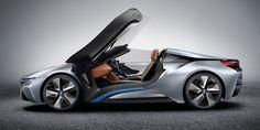 BMW i8 Spyder: Eficiencia a cielo abierto | TecNovedosos.com