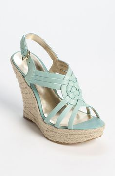 Love these Guess sandals