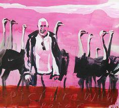 Painting by Stephan Geisler