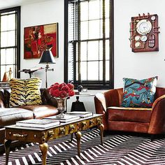 The 14 chicest interior designers to follow on Instagram.