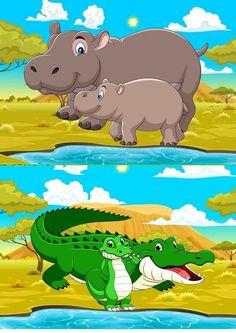 Animals Images, Cute Animals, Activities For Kids, Beautiful Pictures, Cartoon, Children, Baby, School, Carnival