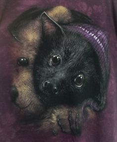 Bed Time For Batty Night Shirt