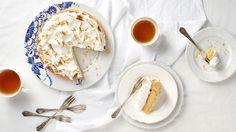 Letní dort Lidl, Feta, Pudding, Cheese, Desserts, Tailgate Desserts, Deserts, Custard Pudding, Puddings