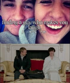 Just Sherly things- boy who makes you laugh