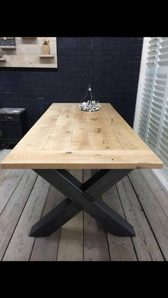 9 Efficient Tips AND Tricks: Dining Furniture Buffet Annie Sloan dining furniture design ceilings.Dining Furniture Makeover Ikea Hacks outdoor dining … - ALL ABOUT Dining Room Furniture Design, Dark Wood Furniture, Outdoor Dining Furniture, Reclaimed Furniture, Dining Rooms, Dining Tables, Antique Furniture, Italian Furniture, Painting Furniture