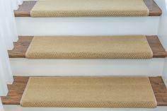 WARWICK Adhesive Bullnose Carpet Stair Tread