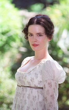 'Emma', a 1996 BBC adaptation. The 23 year old Kate Beckinsale was the youngest actress to play Austen's 21 year old heroine.