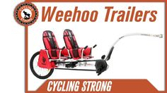 Weehoo Bicycle Trailers (Love Love Love). I LOVE the Weehoo trailer because I can take my 4-year-old on rides with me! Family is the most important thing!  #cyclingstrong
