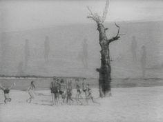 Tarkovsky's Ivan's Childhood