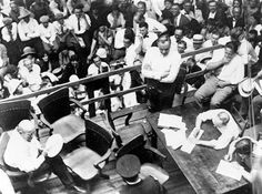 An article about how the Scopes trial was still significant 80 years later.