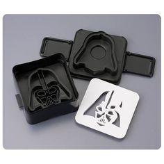 Darth Vader Sandwich Maker - Geek Decor