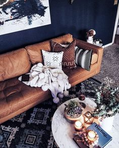 See This Bohemian-Inspired Holistic Tennessee Home | Apartment Therapy