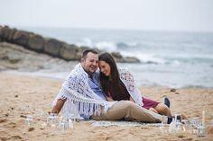 Photo collection by Tanya Strauss Photography Cover Up, Couple Photos, Engagements, Couples, Beach, Photography, Collection, Dresses, Style