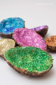 How to Make Geodes and Crystals With Your Kids