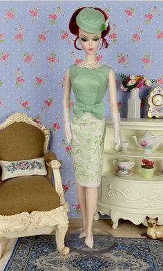 Fresh Celedon for Barbie & Victoire Roux
